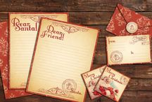Christmass letters pack