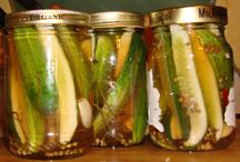 Pickles / by Kathleen Christianson