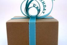 Gift Wrap Ideas / by Sherri Hall