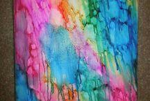 Sharpie canvas