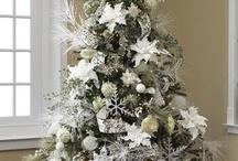 kerstbomen / het gaat over verschillende kerstbomen