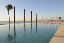 Club Med Cancun Yucatan / Imaginez... Vous prélasser sur la plage de sable blanc ou découvrir les sites de Tulum ou Chichén Itzá, décompresser dans une Suite de 64m² de l'Espace 5Ψ et profiter de services personnalisés, choisir entre le ski nautique, la plongée bouteille* ou le trapèze volant, vous relaxer dans un bain aux pétales de fleurs au Club Med Spa* by COMFORT ZONE.