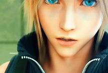 BAES❤ / Zack and Cloud (FF7)