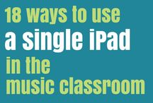 iPad music activities