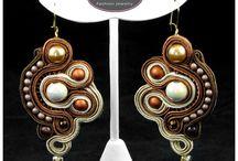 Soutache / Najlepsza biżuteria Soutache w sieci.