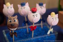 Festa tema 3 Porquinhos