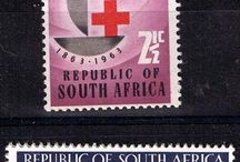 Stamps - SOUTH AFRICA / During the previous dispensation (during the time of Apartheid) Transkei, Bophuthatswana, Ciskei and Venda, were considered 'homelands.'  They have now been diverted back into South Africa.