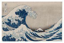 葛飾北斎(Hokusai) / 絵師
