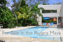 For Sale in the Riviera Maya / Extraordinary properties for sale in the Riviera Maya!