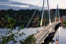 mosty, lávky
