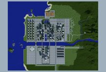 ONO City Minecraft / A large Minecraft city that I have been working on.