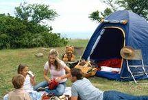Camping stuff / by Sarah Garner