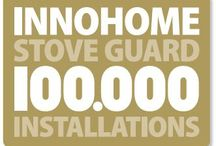 Innohome technology / Innohome Stove Guard protect the area at home most at risk of a fire – the kitchen.