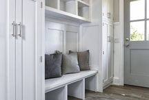Entry # mud room # shoes' room