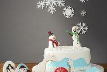 New Year Cake Yeni Yıl Pastası Torte Torta