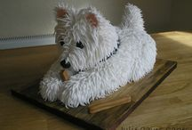Dog Lovers Cakes / This board is for Dog inspired cakes.
