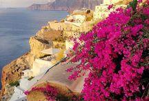 Beautiful Greek views