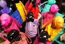 Ombrelli colorati Rainbow