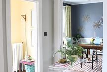 Home: Eclectic / by Jayme Frasier