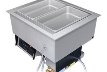 Product Category: Hot/Cold Well / Whether it is breakfast in the morning or a salad bar at lunch, this Hot/Cold Drop-in Well incorporates the legendary Hatco quality of both the cold and hot in one unit. / by Hatco Corporation