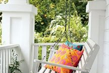 front porch / by Jennifer Swain