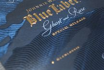 Johnnie Walker Blue Label – Ghost & Rare Special Release / Packaging manufacturers MW Luxury Packaging have collaborated with global whisky giant Johnnie Walker on a number of occasions over the past few years. Now the two companies have come together once again to unveil a particularly artistic creation: their pack for Johnnie Walker's Blue Label Ghost & Rare Special Release, which was blended from eight exceedingly rare Scotch whiskies.