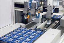 Palettiseurs et palettisation haute cadence / Manutention, approvisionnement et conditionnement sur palettes.