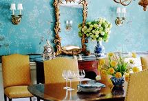 Dining Room / by Laura Ramsey