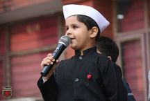 Presidians Celebrate a Memorable Children's Day / Out of many things that money cannot buy, the spirit of childhood ranks topmost! On this note, our young leaders celebrated the children's day with unmatched fervour & zeal. They organized & participated in a series of interactive activities that turned out to be the attraction of the day. Receiving heartiest wishes from their teachers in a specially arranged assembly, Presidians remembered the idol of the day, Shri Jawaharlal Nehru and spent a tremendous day.