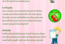 Cleanse /fast / juicing made easy