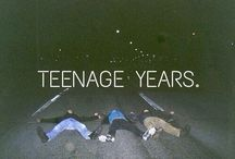 { Cheers to The Teenage Years}