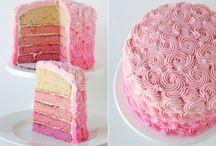 Cake/Cupcake recipe ideas