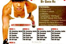 exercise challanges