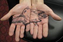 interesting tattoos  / by Ana Gonzalez