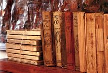 Oz Books / by Legends of Oz