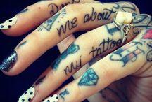 Tattoos that I love / tattoos