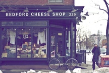 Cheese Shop / by Natalie Hahn