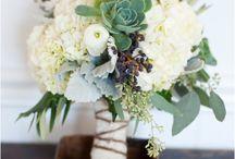 Букет невесты - Wedding Flowers
