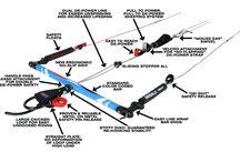 Pe aripile vantului / Kiteboarding