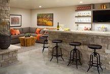 living bar