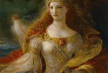 Mujeres destacadas entre los siglos XI y XVI