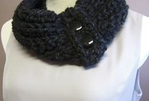 Crochet Cowls & other scarves / by Cathy Templeton