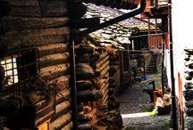 Le case tradizionali
