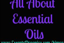 Essential Oils / by Cristine Pyle