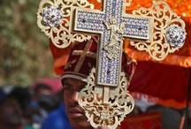 Ethiopien / Religious life