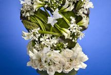 Elegant Sympathy Flowers for Memorial Services By Liz Seiji AIFD as seen in Teleflora's Flowers& / A collection of custom designed sympathy tributes of elegant flowers to include orchids, roses, lilies,dahlias and other beautiful flowers to express your love and sympathy.  Some of the designs were in Flowers& Magazine others were for our clients at Edelweiss Flower Boutique, Santa Monica California.