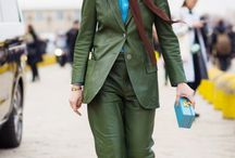 Street style  Fashion Woman