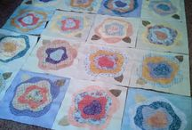 Quilts French Roses