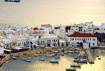 μυκονος greek island