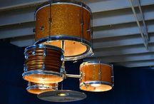 Lampes drums